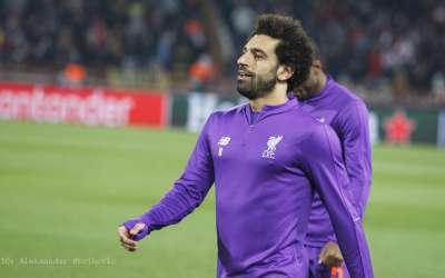 Mohamed Salah Liverpul