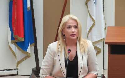 Sandra Božić, direktorka Grejanja