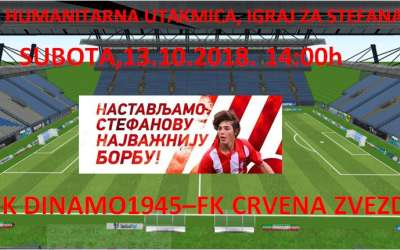 Dinamo Zvezda igraj za Stefana