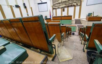 Velika sala Skupštine Pančeva