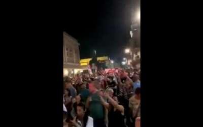 Slavlje u Beogradu