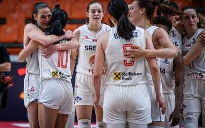 Srbija košarka