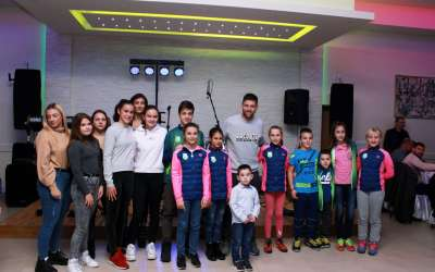 Sto godina teniskog kluba u  Pančevu