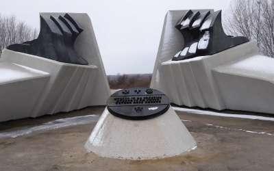 Spomenik na Stratištu, Pančevo