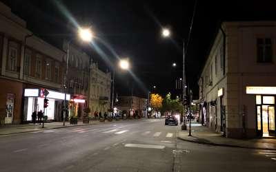 Svetlo u gradu