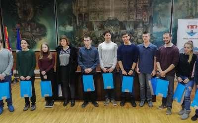 Nagrađeni učenici 2020 Pančevo