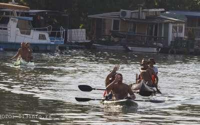 Kanuisti stižu u Pančevo