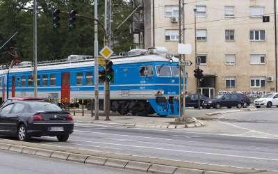Voz na Strelištu Pančevo