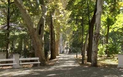 Vršac gradski park