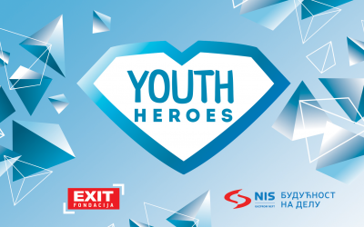 Mladi heroji Srbije EXIT