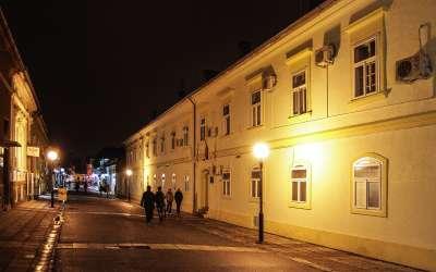 Stari zatvor u Njegoševoj