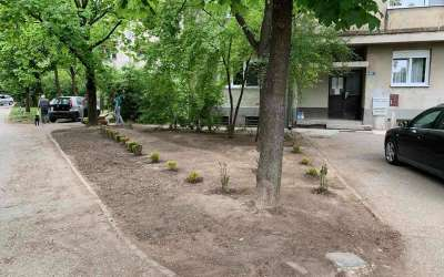 Uređen parkić u Zelengori
