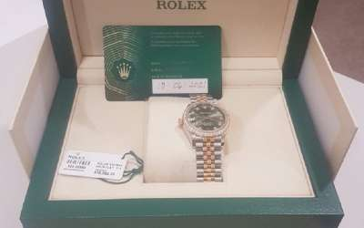 Zaplenjeni Rolex