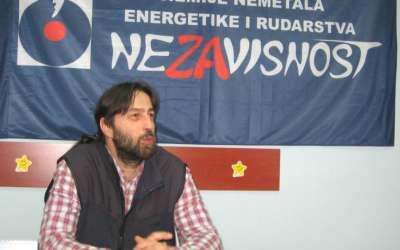 Zoran Obradović sindikat Petrohemije