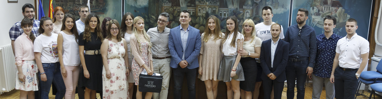 Najbolji studenti Panceva 2019