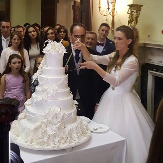 Anči kolači torta za Karađorđeviće
