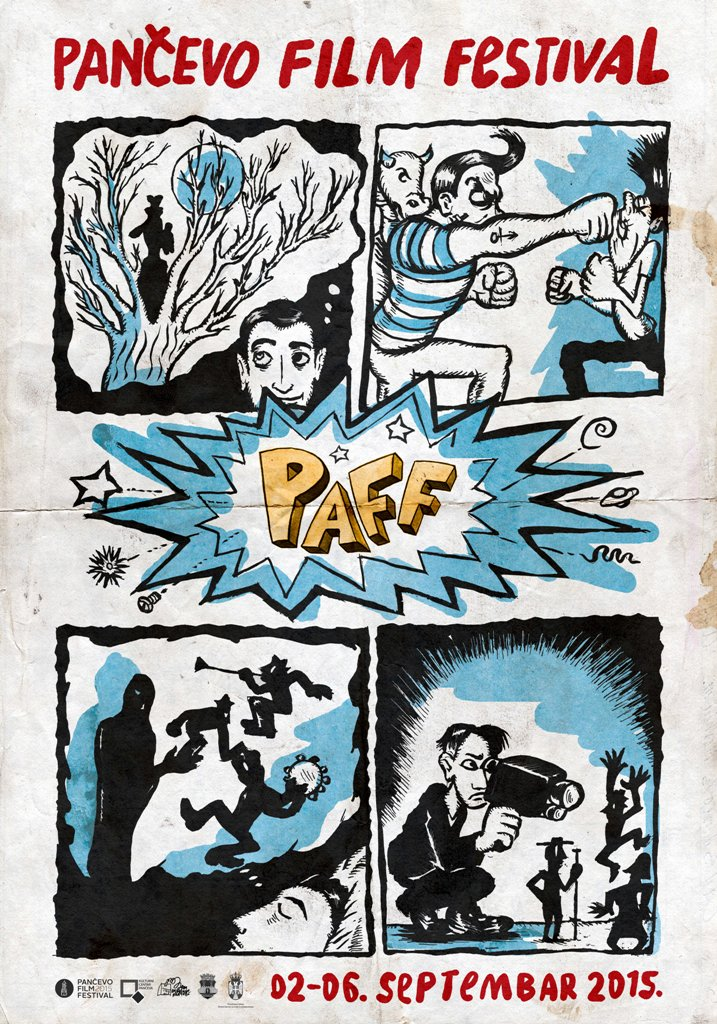 Plakat PAFF